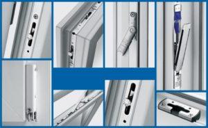 Замена фурнитуры окна